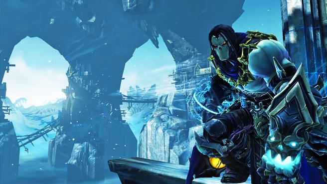 Darksiders II Argul's Tomb dlc