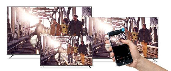 Polaroid 4k-tv's