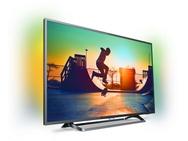 Philips 6200-serie Ultraslanke 4K Smart LED-TV 55PUS6262/12 Zwart