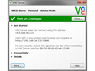 RealVNC screenshot