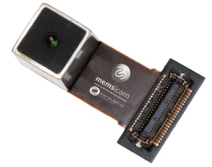 Mems-camera Digital Optics