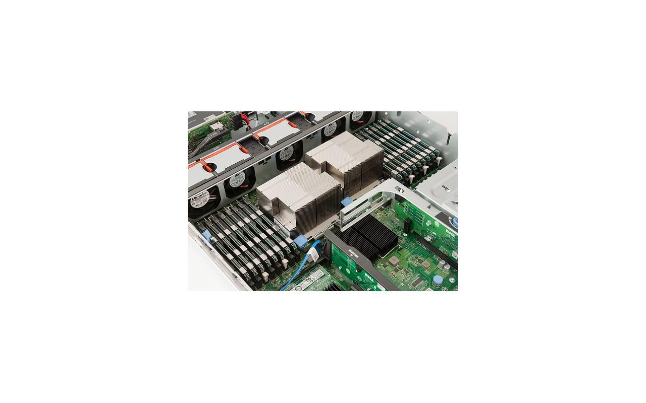 Artemis 6 Dell PowerEdge R710 geheugen en heatsinks