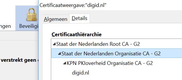 Staat der Nederlanden