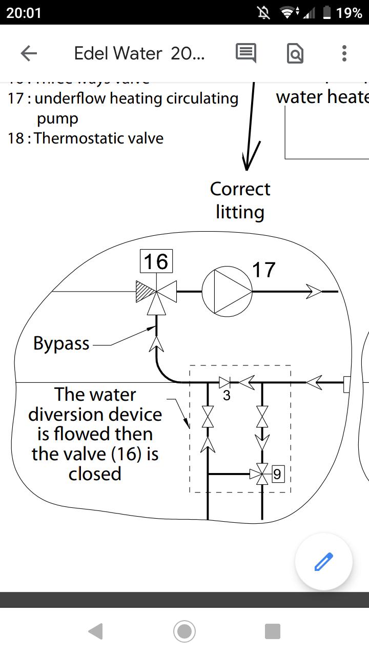 Pomp circuit wpb