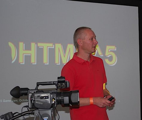 HTML5 GameJam Tino