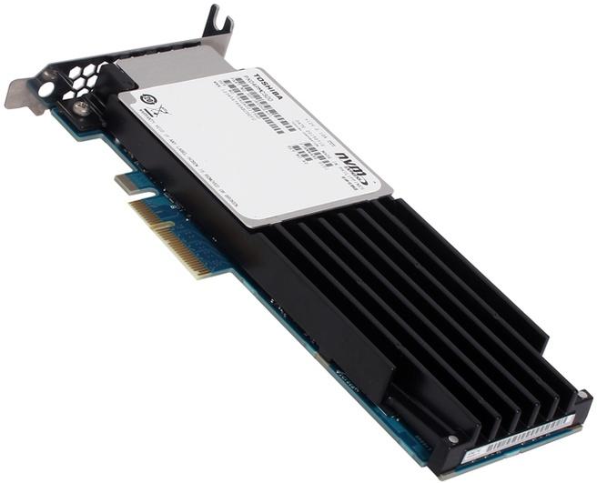 Toshiba Enterprise 800GB