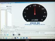 LSI MegaRaid SAS 9285-e IOMeter sequentiële prestaties