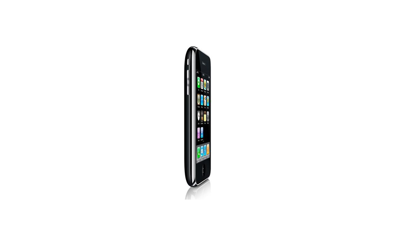 iphone zwart 16GB