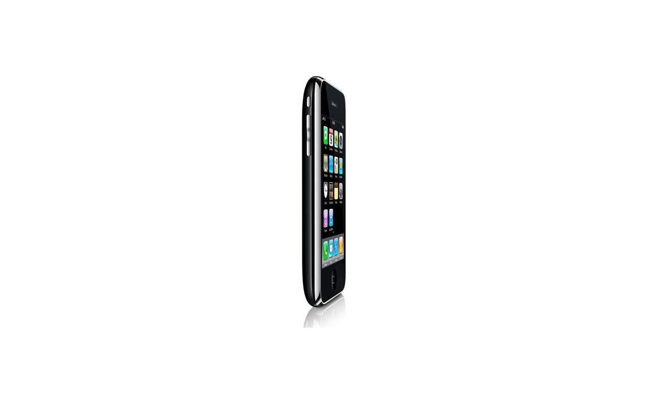 iphone zwart 16GB