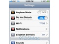 9to5 Mac: mockup iOS 6 met Do Not Disturb