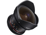 Samyang Optics 8mm T3.8 VDSLR UMC Fish-eye CS II, Fujifilm X