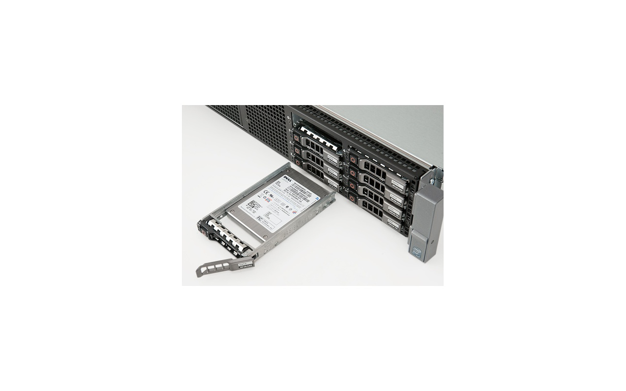 Artemis 6 Dell PowerEdge R710 drive bays