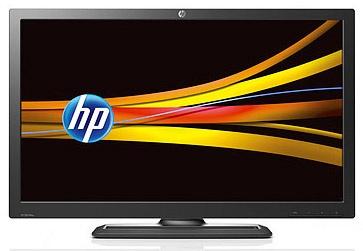 HP ZR2740w ips-monitor met 1 miljard kleuren