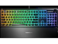 Steelseries Apex 3 RGB Gaming Keyboard - US Layout (64795)