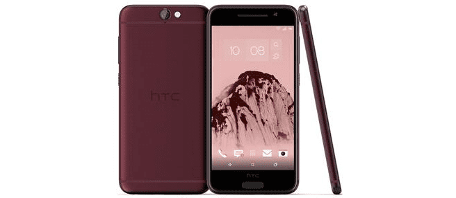 HTC One A9 Bordeaux Rood