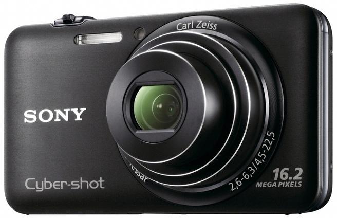 Sony Cybershot DSC-WX7 Zwart