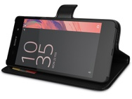 BeHello Sony Xperia E5 Wallet Case Black