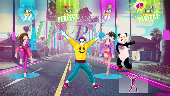 Just Dance 2015, Xbox One