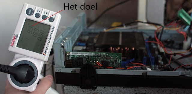Core i3-systeem: 10W willen we!