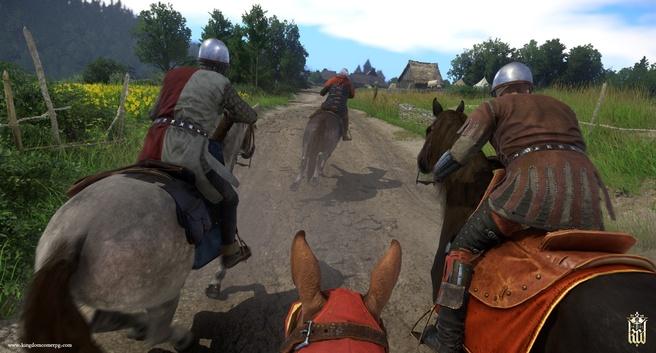 Kingdom Come: Deliverance, Xbox One