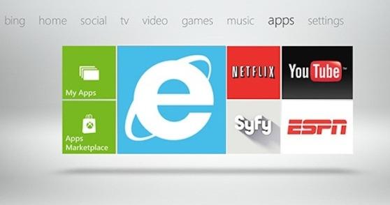 Xbox Live-update met IE9