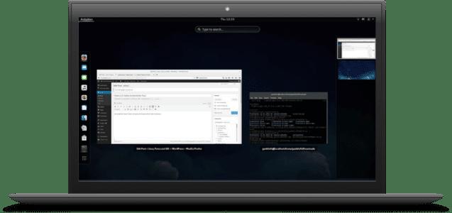 Fedora 24 Workstation