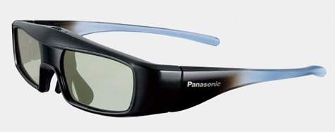 Panasonic 3rd gen 3d-bril