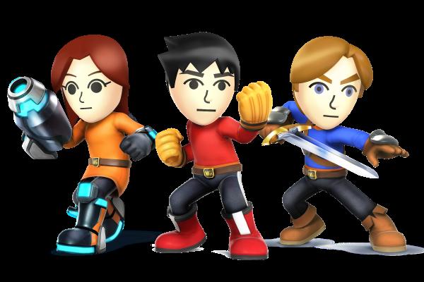 Mii-avatars