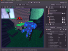 Screenshots Godot Engine Editor