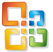 Microsoft Office 2007 - logo embleem