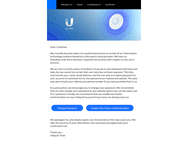 Ubiquiti-mail