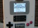Game Boy-gitaar van hobbyist