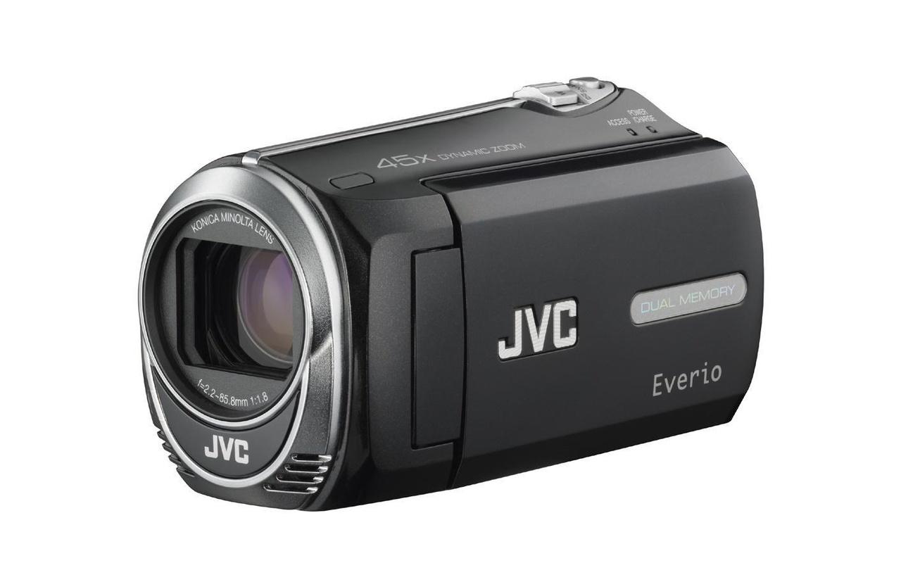 JVC Everio GZ-MS210