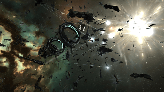 Eve Online screen