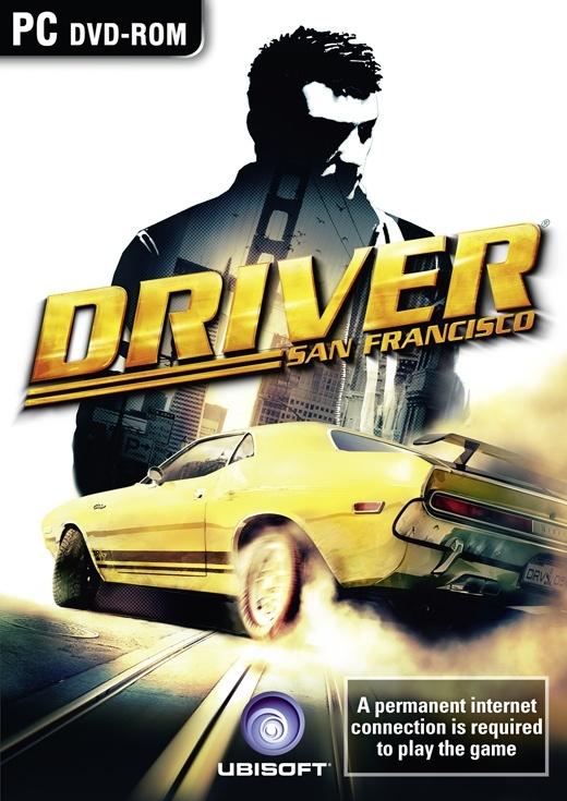 Packshot voor Driver: San Francisco