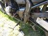 Afgebroken schakelstep en slijtage generator cover