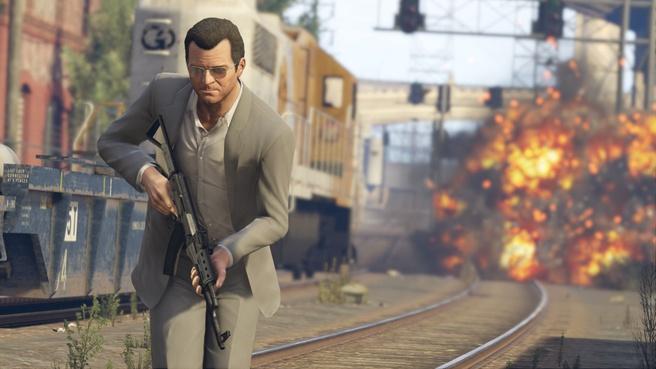Grand Theft Auto V, PlayStation 4