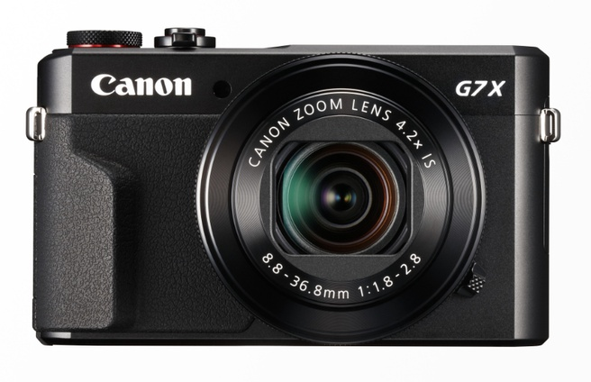 Canon PowerShot G7 X Mark II Premium Kit Zwart