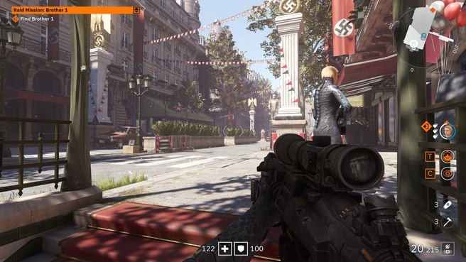 Review Wolfenstein Youngblood