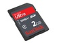 Goedkoopste Sandisk Ultra 2GB SD Class 2 of 4 (zie specs)