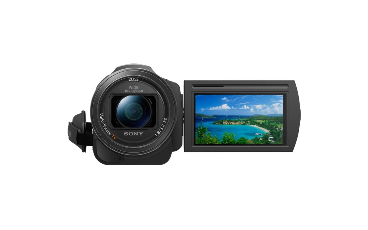 Sony FDR-AX33 Zwart
