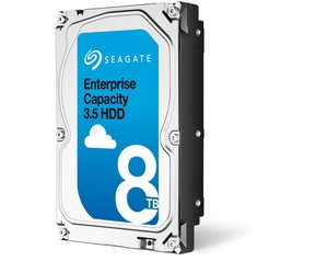 Seagate Enterprise Capacity 3.5 HDD SATA 6Gb/s (2016), 4Kn Secure SED-FIPS, 6TB