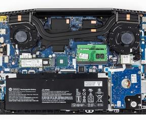 HP Pavilion Gaming 15-cx0830nd