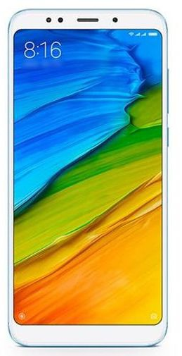 Xiaomi Redmi 5 Plus 64GB Blauw