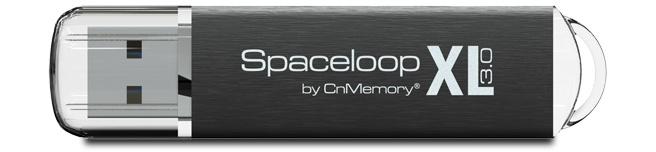 CnMemory 32GB Spaceloop XL USB 3.0