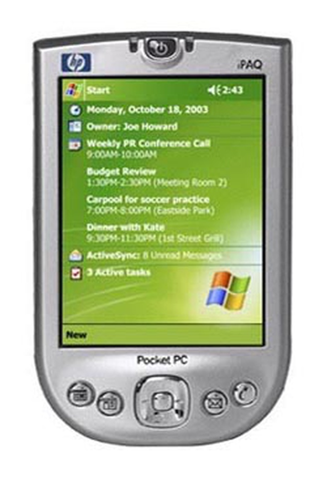 HP iPAQ h4155 Pocket PC