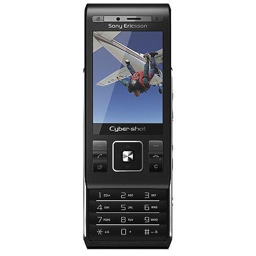 Sony Ericsson C905 Zwart