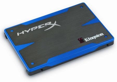 Kingston HyperX-ssd's
