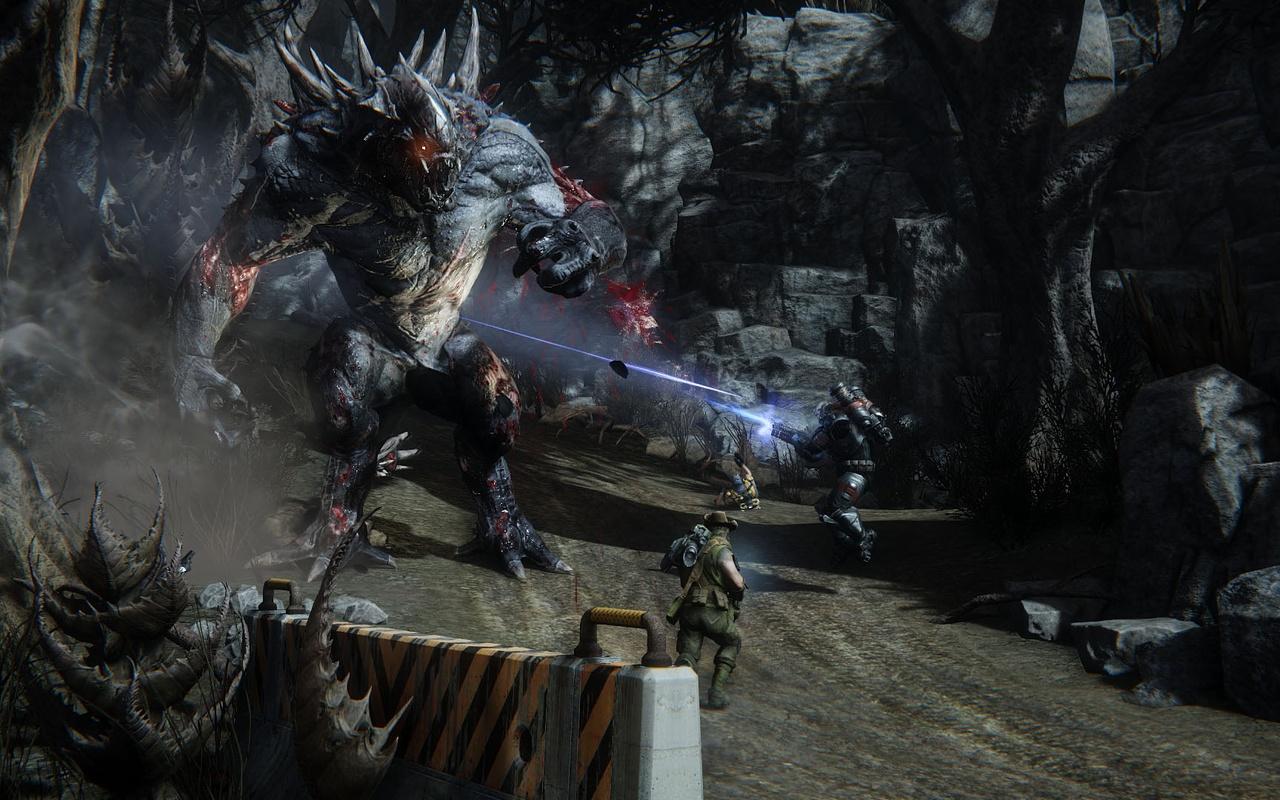 Evolve op E3
