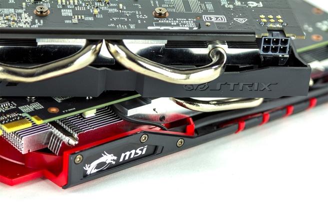 Asus MSI GTX 950